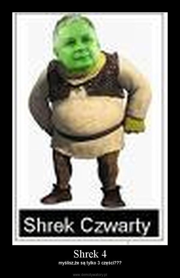 Shrek 4 – myślisz,że są tylko 3 części???