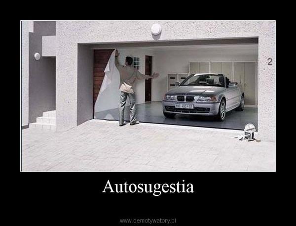 Autosugestia –