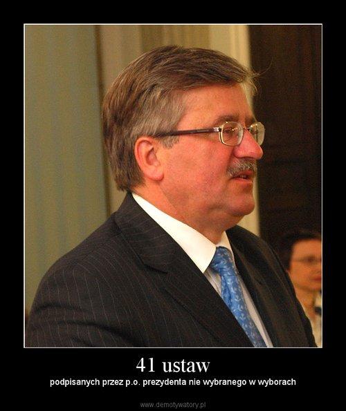 41 ustaw