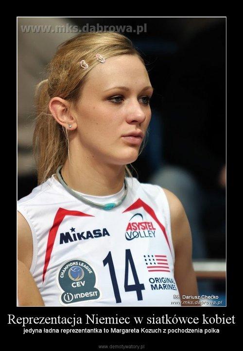 Reprezentacja Niemiec w siatkówce kobiet