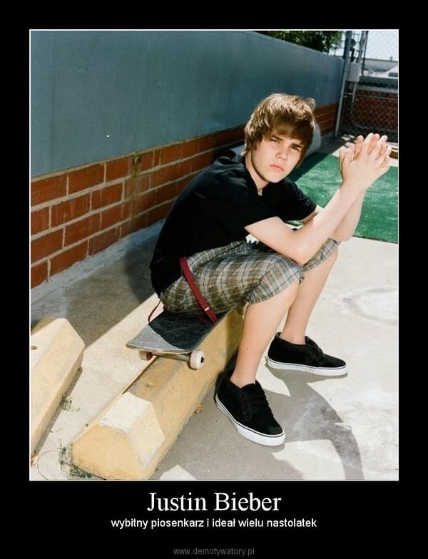 Justin Bieber – wybitny piosenkarz i ideał wielu nastolatek