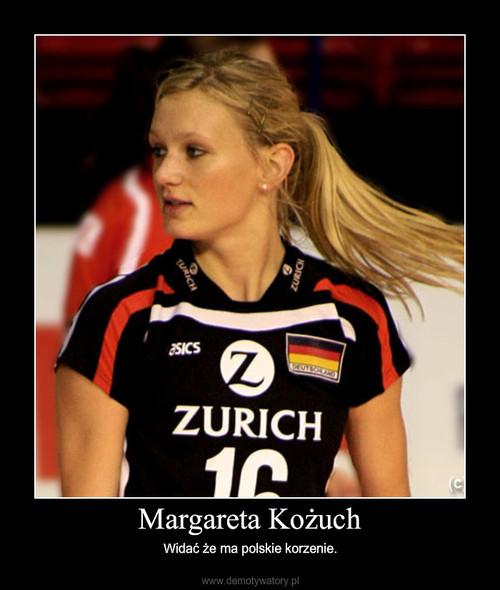 Margareta Kożuch