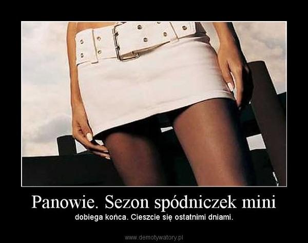 Spódniczka mini – Demotywatory.pl