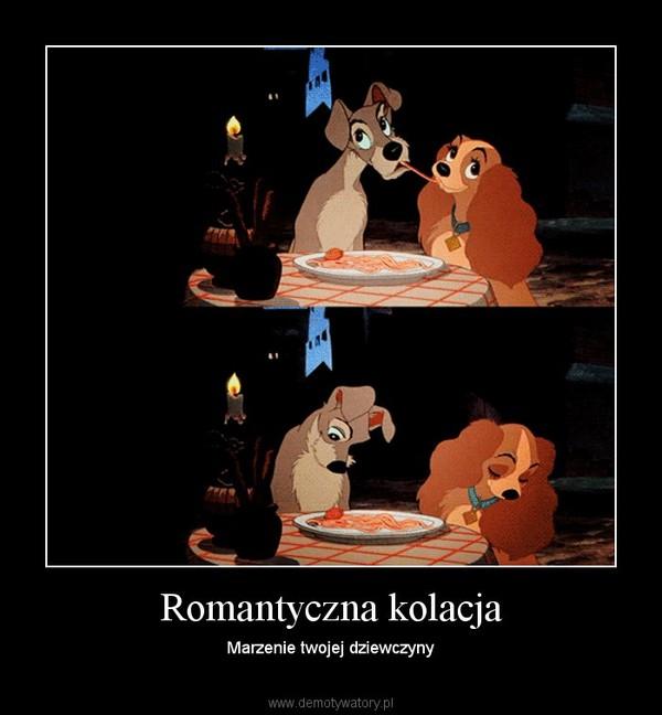 Romantyczna kolacja – Marzenie twojej dziewczyny