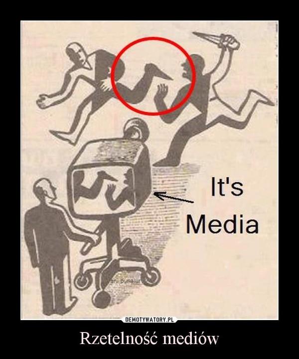 Rzetelność mediów –