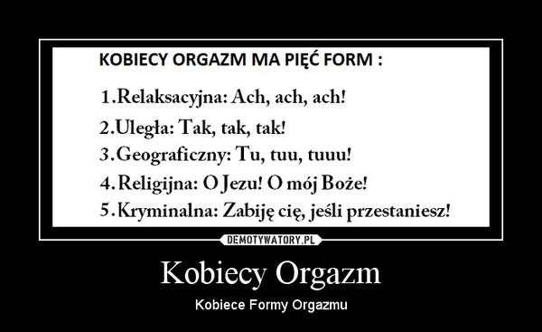 Fotki kobiecy orgazm