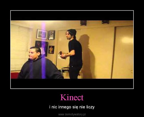 Kinect – i nic innego się nie liczy