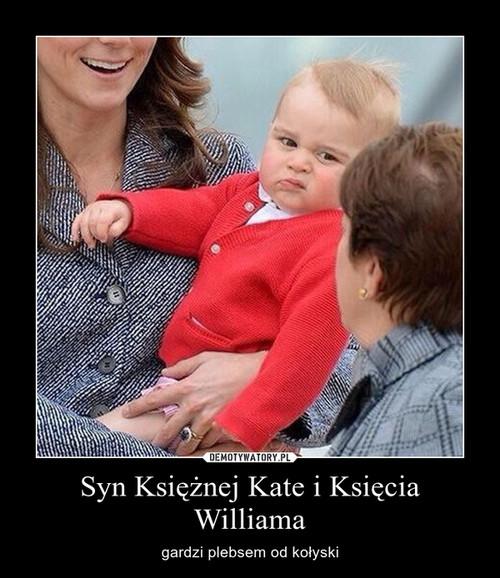 Syn Księżnej Kate i Księcia Williama