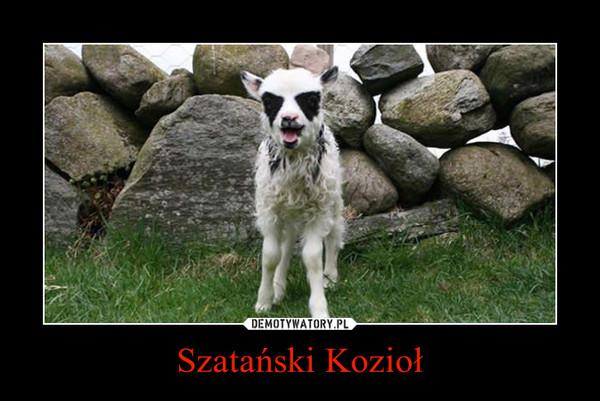 Szatański Kozioł –