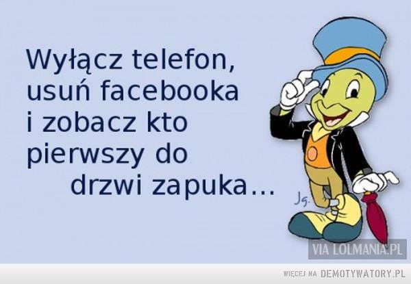 Wyłącz telefon –