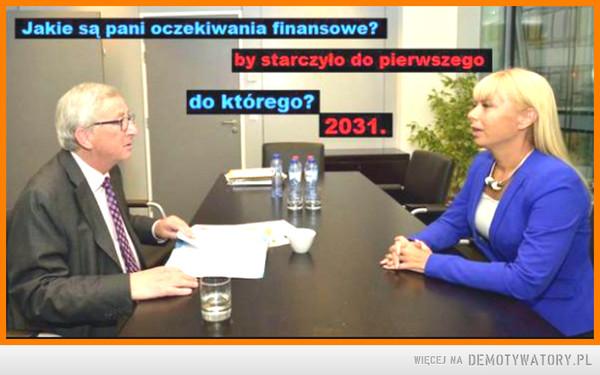 ...sztuka negocjacji... –