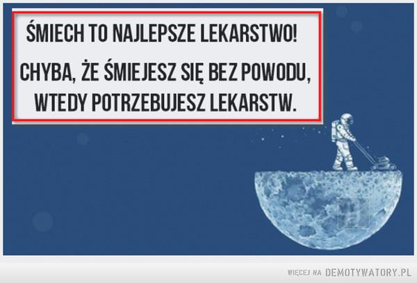 Śmiech... –