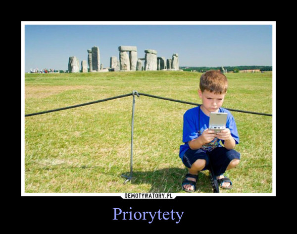 Priorytety –