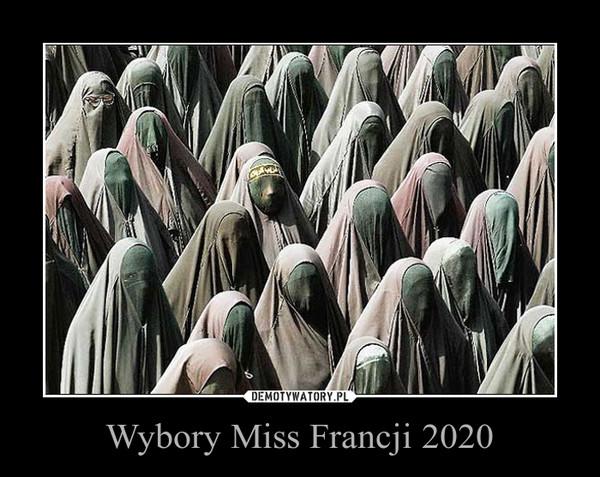 Wybory Miss Francji 2020 –