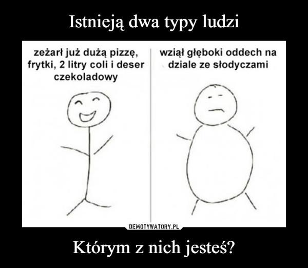Którym z nich jesteś? –