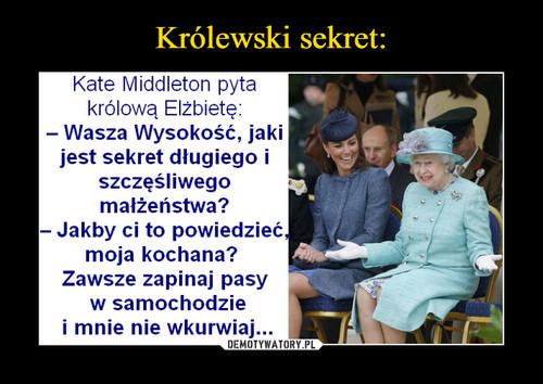 Królewski sekret: