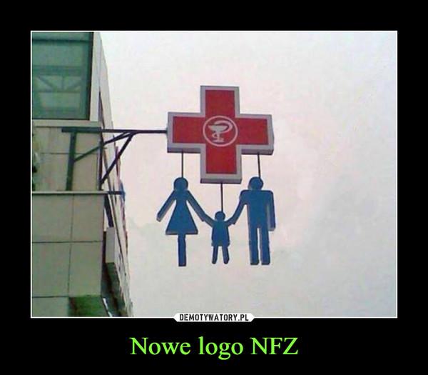 Nowe logo NFZ –