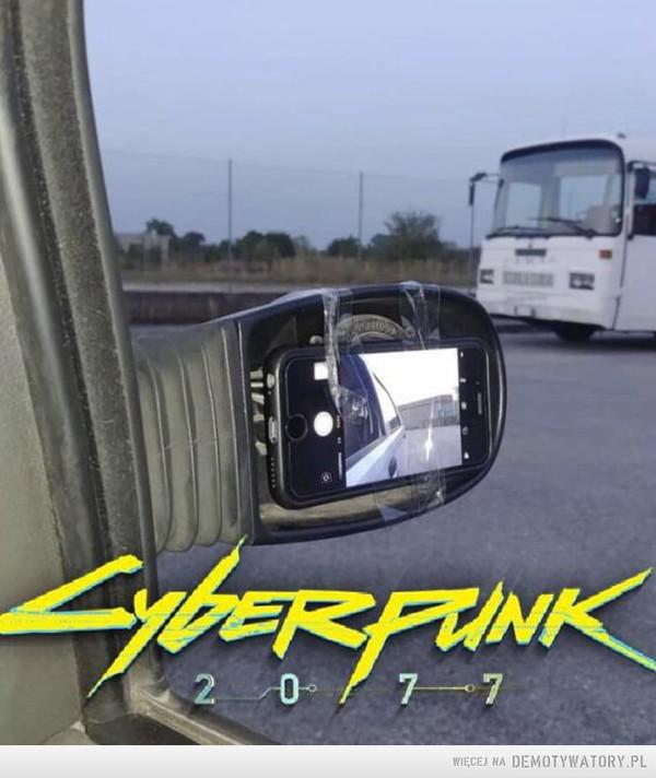 Cyberpunk 2077 już prawie. . . –