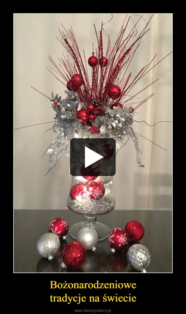Bożonarodzeniowetradycje na świecie –
