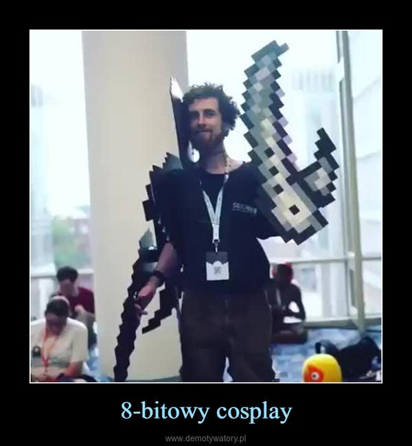 8-bitowy cosplay –