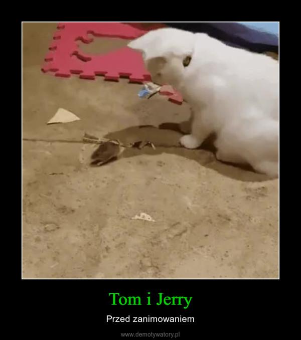 Tom i Jerry – Przed zanimowaniem