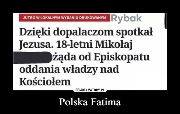 Polska Fatima –