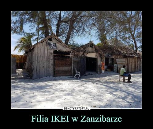 Filia IKEI w Zanzibarze