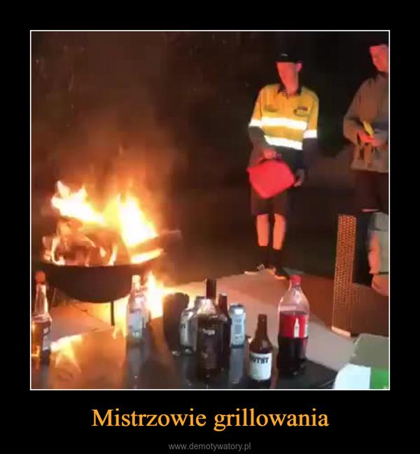 Mistrzowie grillowania –