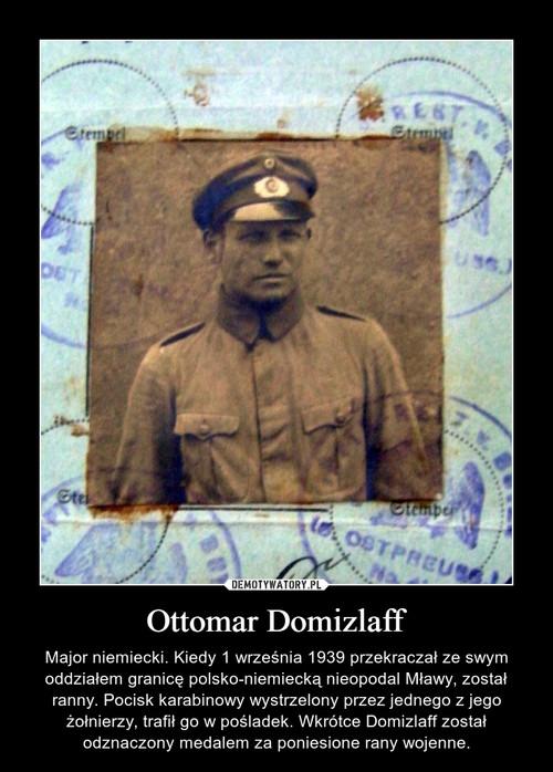 Ottomar Domizlaff