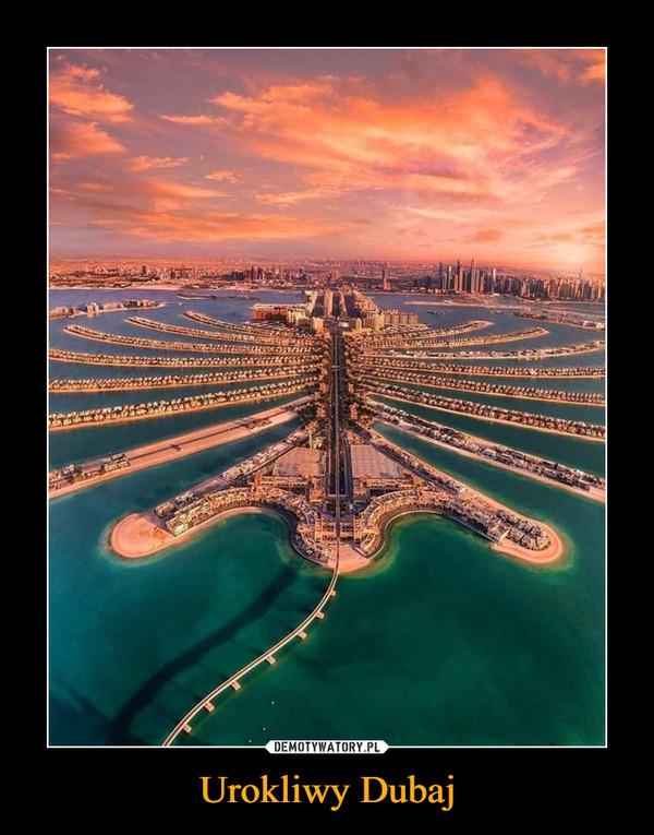 Urokliwy Dubaj –