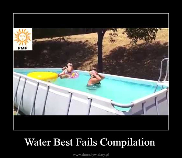 Water Best Fails Compilation  –