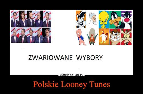 Polskie Looney Tunes