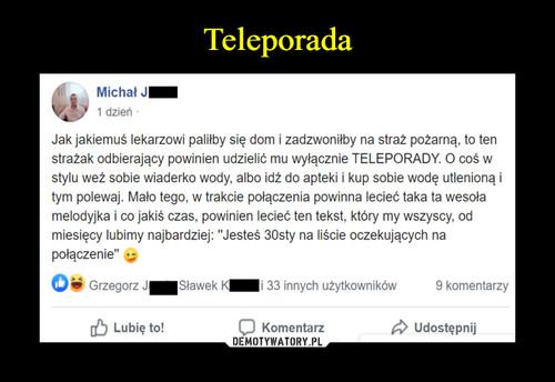 Teleporada