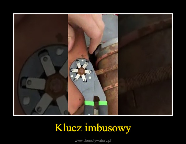 Klucz imbusowy –