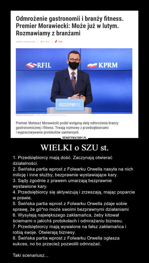 WIELKI o SZU st.