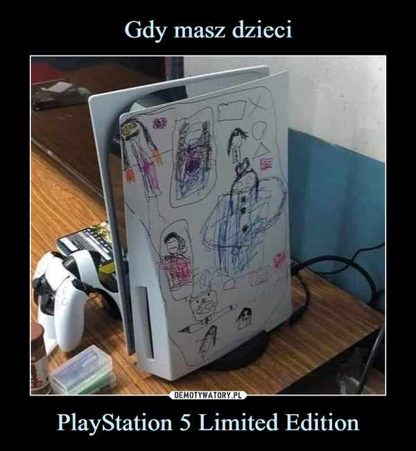 PlayStation 5 Limited Edition –