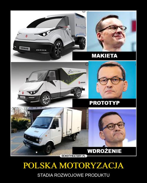 POLSKA MOTORYZACJA