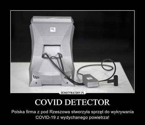 COVID DETECTOR