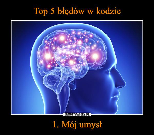 1. Mój umysł –