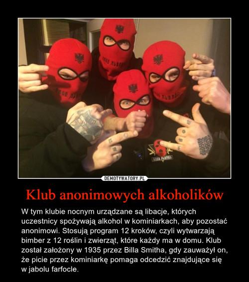Klub anonimowych alkoholików