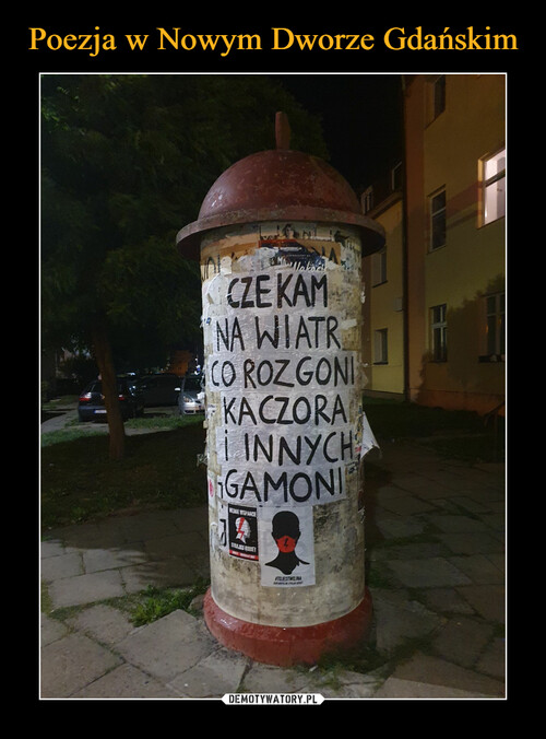 Poezja w Nowym Dworze Gdańskim